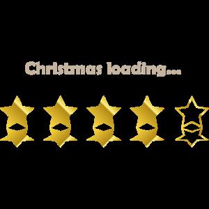 CHRISTMAS LOADING, Vorbereitung auf Weihnachten