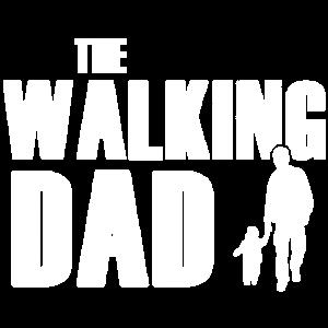 The Walking Dad - Parodie Shirt (Hell)