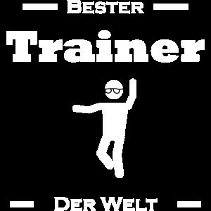 Bester Trainer der Welt Fußballverein Geschenkidee