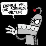 Robotski - Einfach die Schnauze...