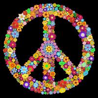 Peacezeichen Frieden