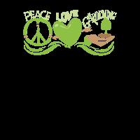 Friedensliebe Gartenarbeit Gartenbau