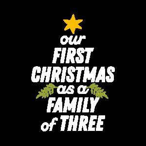 Unser erstes Weihnachten als Familie