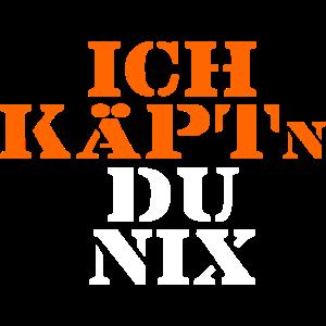 Lustige Sprüche Käptn Kapitän Segeln