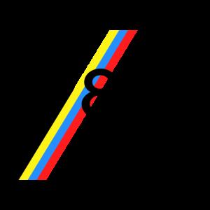 1980 Retro Mottoparty