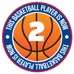 2 Jähriger Basketball Spieler