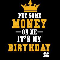 Birthday gift idea party boyfriend girlfriend