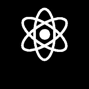 Science Symbol Wissenschaft T-Shirt