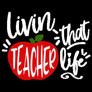 Leben dieses Lehrer-Lebenhemdes