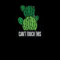 Kann diesen Kaktus-Liebhaber-Stich nicht berühren