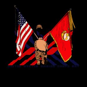 United States Marine Corps Day Gift idea