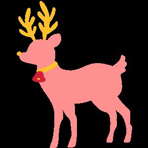 sweet  cute reindeer