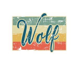 Wolf retro
