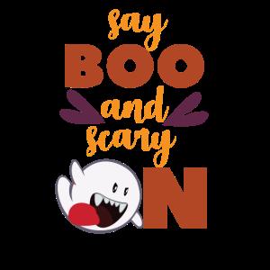 Gespenst Boo