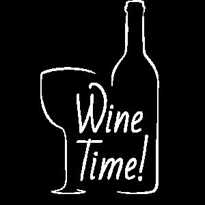 Wine time Weinzeit immer passend