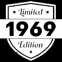 1969 Schild Design (zerkratzt)