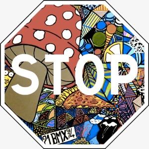 panneau stop pidraw