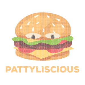 Burger Patty Geschenk Idee
