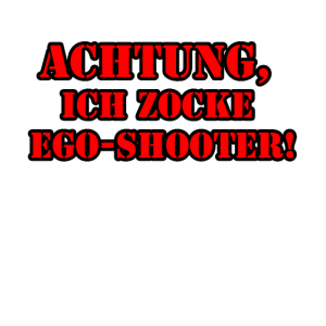 Achtung Ego shooter