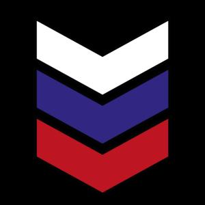 Russland Flagge Wappen russische Flagge Geschenk