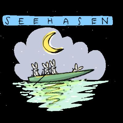 SEEHASEN - Seehasenfest alljährlich in Friedrichshafen am Bodensee - Seehasenfest,Seehasen,Seehase,See,Heimatfest,Hasen,Friedrichshafen,Bodenseefest,Bodensee