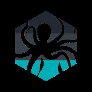 Retro Oktopus Krake Tintenfisch Ozean Geschenk