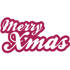 Merry X-mas Weihnachten