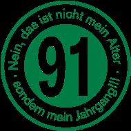 Jahrgang 1990 Geburtstagsshirt: 1991 - Jahrgang 91