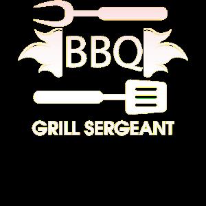 Grill Sergeant Weiß