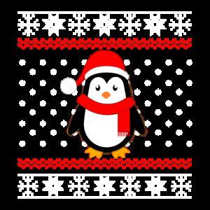 Weihnachten Pinguin Nikolaus Geschenkidee Geschenk