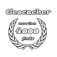 Geocacher over 4000 finds