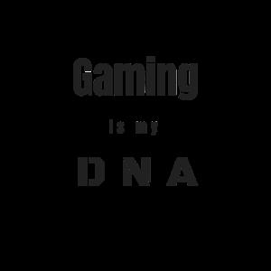 Gaming DNA Gamer Zocker Clan esports Nerd Geschenk