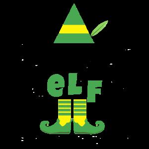 Baby Elf Weihnachten Geschenk süss lustig