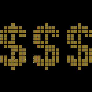 $ Dollar Zeichen Money
