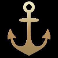 Anker Segeln Kapitän Yachtboot