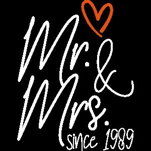Perlenhochzeit Geschenk 2019 30 Jahre verheiratet