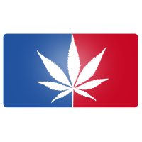 Sport Logo Weed Marihuana
