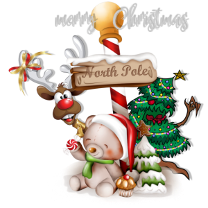 Merry christmas Teddy