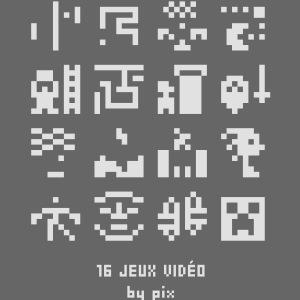 16 jeux video
