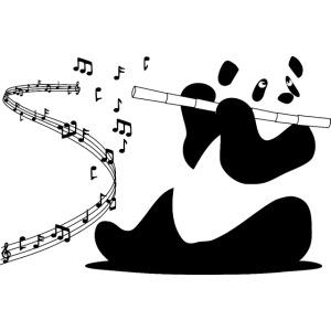 Panda Flute