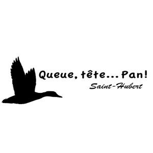 queue... tete... pan ! (motif canard)