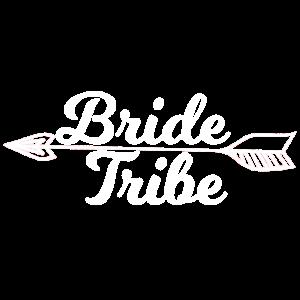 Bride Tribe (weiß)