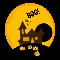 Boo halloween tshirt