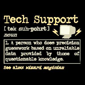 Tech Support | Computer Helpdesk Technik Hilfe