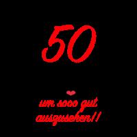 50er Geburtstag Geschenk Idee Papa Mama Oma Opa