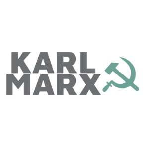 Karl Marx Logo