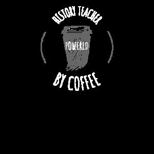 Geschichtslehrer Lehrer Kaffeeliebhaber Geschenk