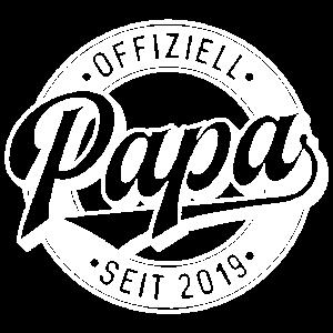 Offiziell Papa seit 2019