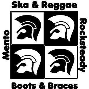 ska reggae mento boots braces