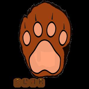 Bärenfüße